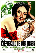 Hollywood Photo Archive - Spanish - Sunset Boulevard - Poster