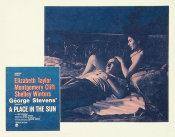Hollywood Photo Archive - Elizabeth Taylor - A Place in the Sun - Lobby Card