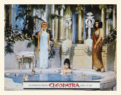 Hollywood Photo Archive - Elizabeth Taylor - Cleopatra - Lobby Card