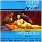 Hollywood Photo Archive - Elizabeth Taylor - Cleopatra - Poster