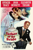 Hollywood Photo Archive - Father of the Bride - Spencer Tracy - Elizabeth Taylor