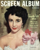 Hollywood Photo Archive - Screen Album Magazine - Elizabeth Taylor