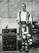 Hollywood Photo Archive - Wardrobe Test - Cleopatra - Rex Harrison