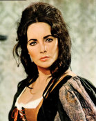 Hollywood Photo Archive - Elizabeth Taylor - Taming of the Shrew