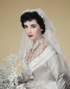 Hollywood Photo Archive - Elizabeth Taylor - Father of the Bride Dress