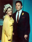 Hollywood Photo Archive - Elizabeth Taylor and Richard Burton
