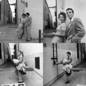 Hollywood Photo Archive - Elizabeth Taylor and Montgomery Clift
