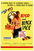 Hollywood Photo Archive - Blood and Black Lace