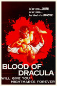 Hollywood Photo Archive - Blood of Dracula - One Sheet