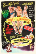 Hollywood Photo Archive - Double Feature - Girls of the Underworld & Probation