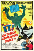 Hollywood Photo Archive - It The Terror From Space