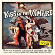 Hollywood Photo Archive - Kiss of the Vampire (Universal International, 1963D44F6S