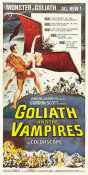 Hollywood Photo Archive - Goliath and the Vampires