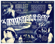 Hollywood Photo Archive - The Invisible Ray