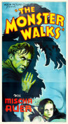 Hollywood Photo Archive - The Monster Walks