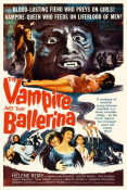 Hollywood Photo Archive - The Vampire and the Ballerina