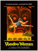 Hollywood Photo Archive - Voodoo Woman