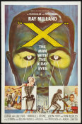 Hollywood Photo Archive - X The Man With The X Ray Eyes
