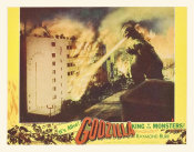 Hollywood Photo Archive - Godzilla - Lobby Card