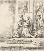 Rembrandt van Rijn - Return of the Prodigal Son, 1636