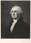 Timothy Cole - George Washington, 1920