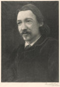 Timothy Cole - Robert Louis Stevenson, 1919