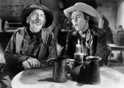 Hollywood Photo Archive - Gabby Hayes and Roy Rogers - In Old Caliente
