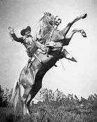 Hollywood Photo Archive - Roy Rogers on Trigger