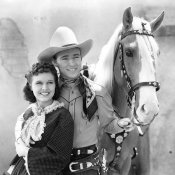 Hollywood Photo Archive - Roy Rogers in Billy the Kid Returns