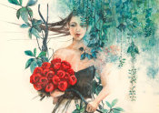 Erica Pagnoni - Fairy of the Roses