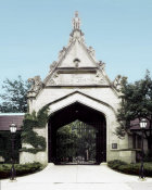 Carol Highsmith - Entry gate to the University of Chicago Illinois