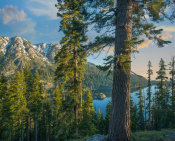 Tim Fitzharris - Emerald Bay, Lake Tahoe, California