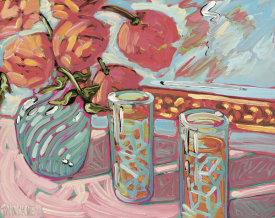 Diane Neale - Still Life With Cooler