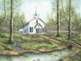 Sherry Masters - Country Church