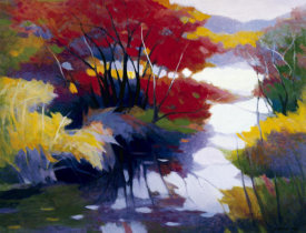 Tadashi Asoma - Indian Summer