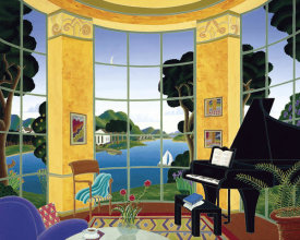 Thomas McKnight - Yellow Music Room