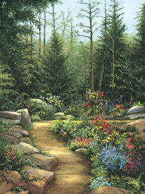 Lene Alston Casey - Rock Garden