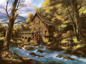 Rudi Reichardt - Rocky Creek Mill