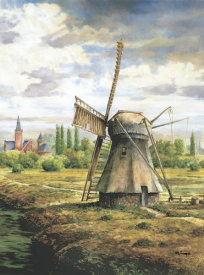 Francis Mastrangelo - Brouwers Windmill
