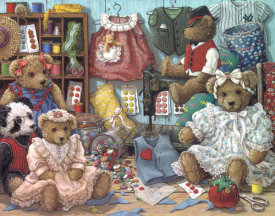 Janet Kruskamp - Teddy Bear Wear
