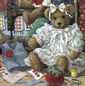 Janet Kruskamp - Bears N' Bows