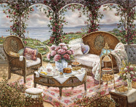 Janet Kruskamp - Afternoon Tea