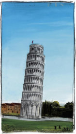 Paul Gibson - World Landmark Italy