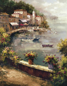 Peter Bell - Italian Harbor