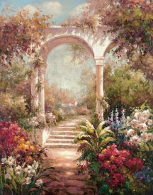 James Reed - Fiorenza's Garden