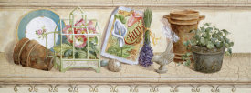 Lisa Canney Chesaux - Garden Shelf I