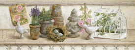 Lisa Canney Chesaux - Garden Shelf II