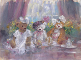 Stewart Sherwood - Teddy Bear Tea Party