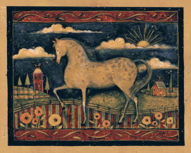 Susan Winget - Farmhouse Horse