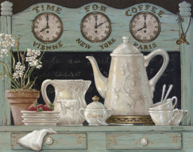Janet Kruskamp - Time For Coffee